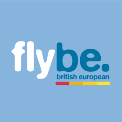 Flybe are one of the airlines flying from Southampton Airport
